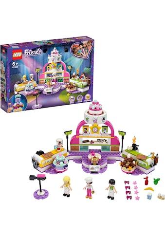 LEGO® Konstruktionsspielsteine »Die große Backshow (41393), LEGO® Friends«, (361 St.) kaufen