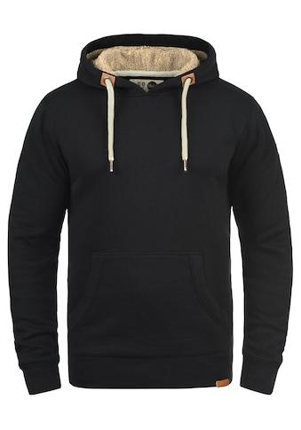 Solid Hoodie »TripHood Pile«, Kapuzensweatshirt mit gefütterter Kapuze kaufen