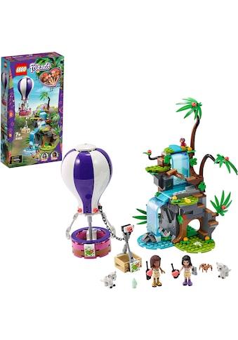 LEGO® Konstruktionsspielsteine »Tiger-Rettung mit Heißluftballon (41423), LEGO®... kaufen