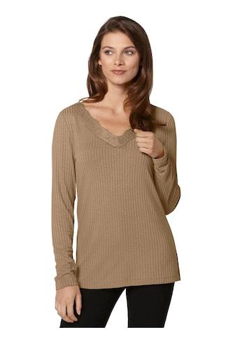 Ambria Shirt in sehr angenehmer Viskose - Qualität kaufen
