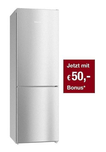 Stand - Kühl - Gefrierkombination, Miele, »KFN 28133 D edt/cs Edelstahl« kaufen