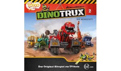 Musik - CD (2)Das Original - Hörspiel z.TV - Serie - Die Werkstatt / Dinotrux, (1 CD) kaufen