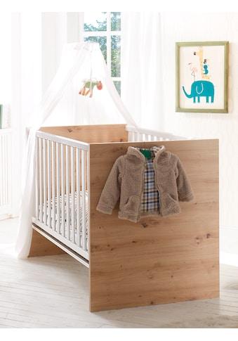 Mäusbacher Babybett »Cindy«, mit Schlupfsprossen kaufen