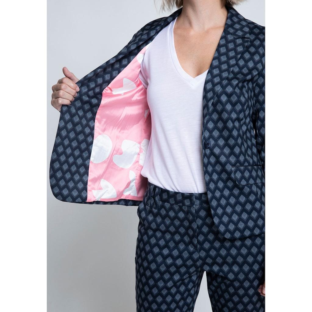 Zhrill Sweatblazer »Betsy«, Blazer im lässigen Design mit Elasthan