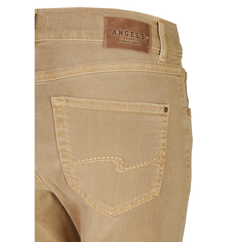 ANGELS Jeans,Skinny' mit einfarbigem Design