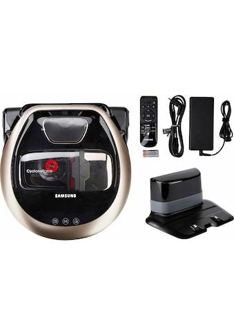 Samsung Saugroboter POWERbot VR7000 VR2DM7060WD/EG, 130 Watt, beutellos kaufen