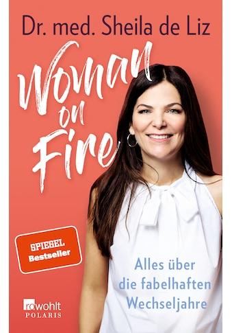 Buch »Woman on Fire / Sheila de Liz, Luisa Stömer« kaufen