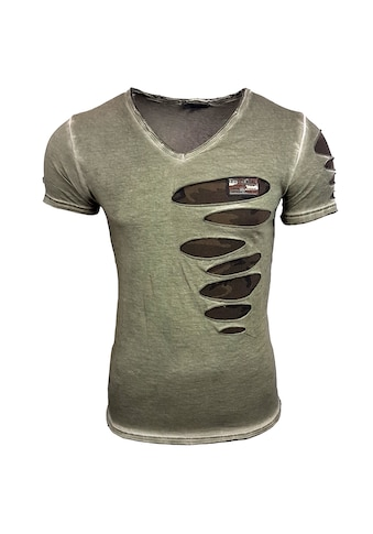 Rusty Neal T-Shirt in ausgefallenem Design kaufen