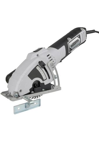 Brüder Mannesmann Werkzeuge Handkreissäge »Mini-Handkreissäge«, 600 Watt, 85 mm, inkl.... kaufen