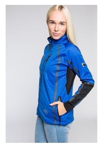 DEPROC Active Softshelljacke »THORSBY Women Midlayer«, auch in Großen Größen erhältlich kaufen