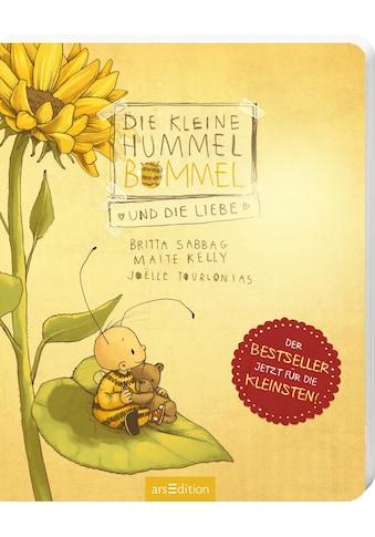 Buch »Die kleine Hummel Bommel und die Liebe (Pappbilderbuch) / Britta Sabbag, Maite... kaufen
