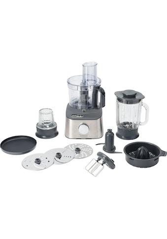 KENWOOD Kompakt-Küchenmaschine »Multipro Compact+ FDM313SS«, mit integrierter Waage kaufen
