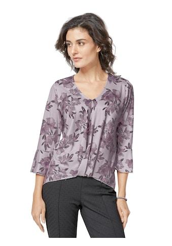 Shirt mit Blütendruck kaufen