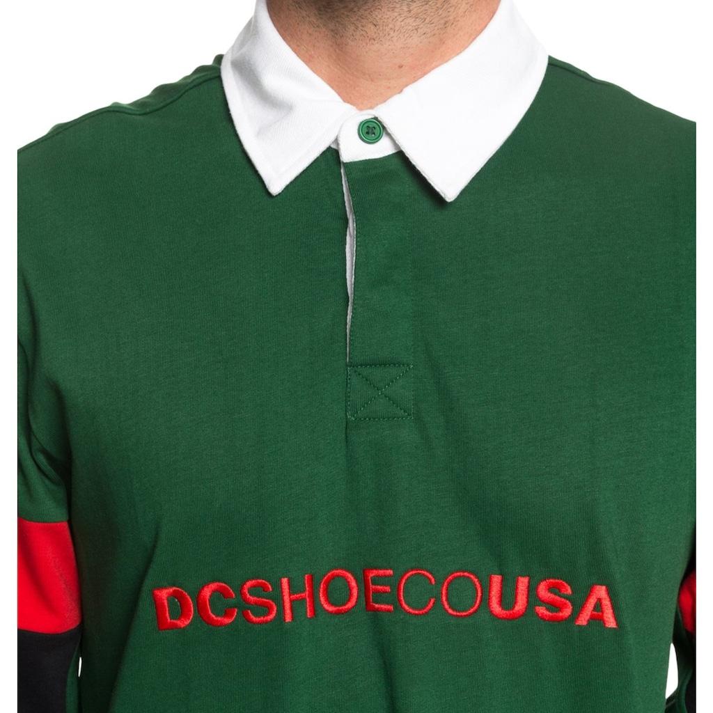DC Shoes Langarm-Poloshirt »Dinsmore«