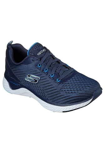 Skechers Sneaker »Solar Fuse - Cosmic View«, in modischer Strick-Optik kaufen