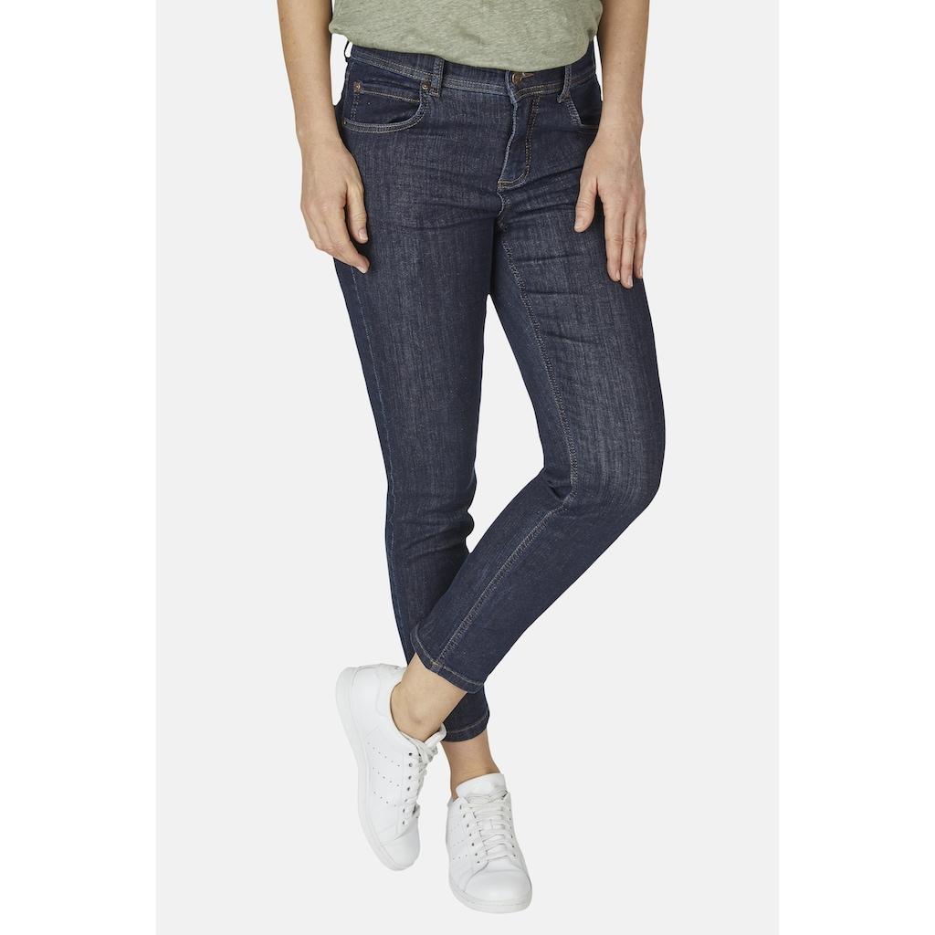 ANGELS Ankle-Jeans,Ornella' mit modischem Crinkle-Effekt