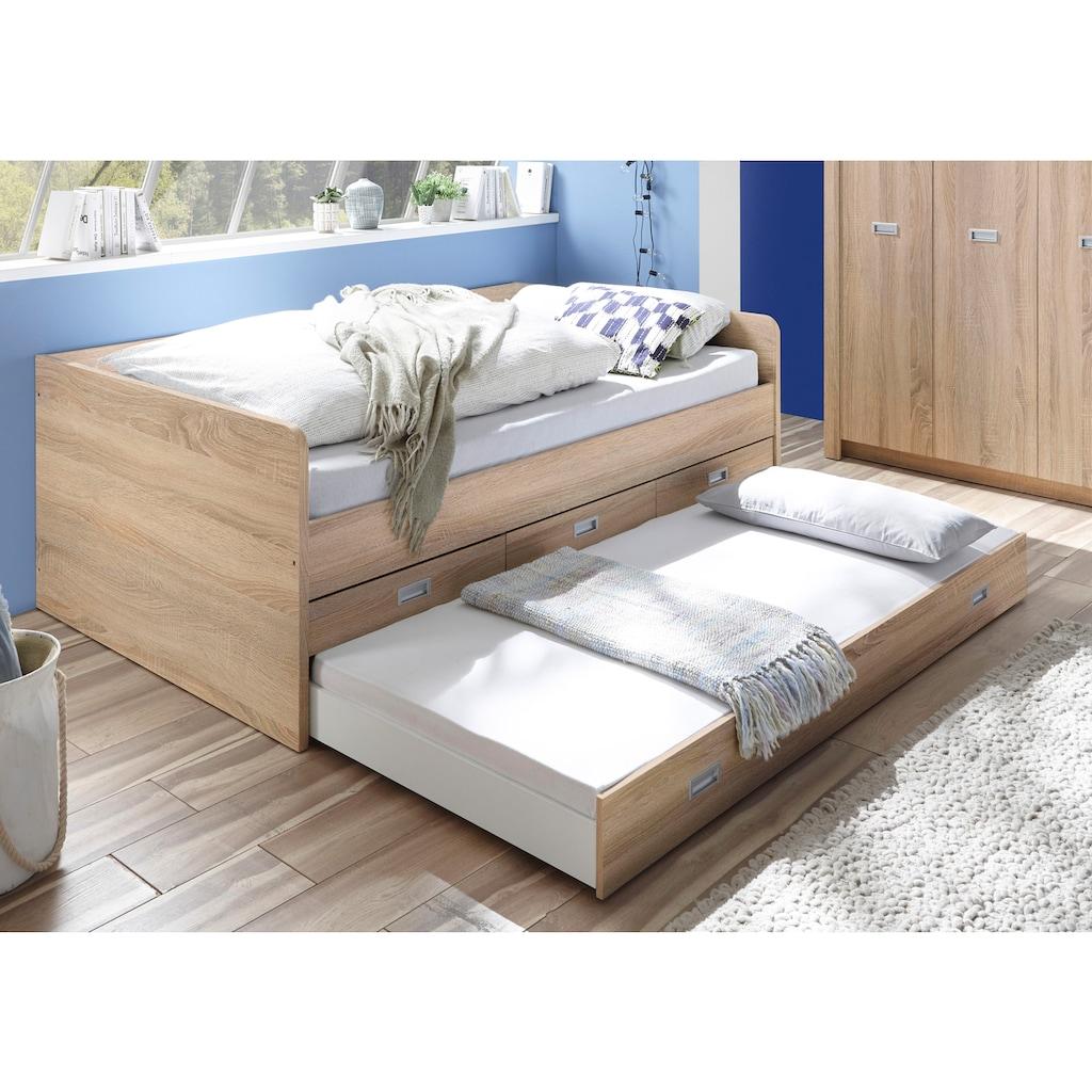 Begabino Funktionsbett »Alaska«, mit 2. Schlafgelegenheit