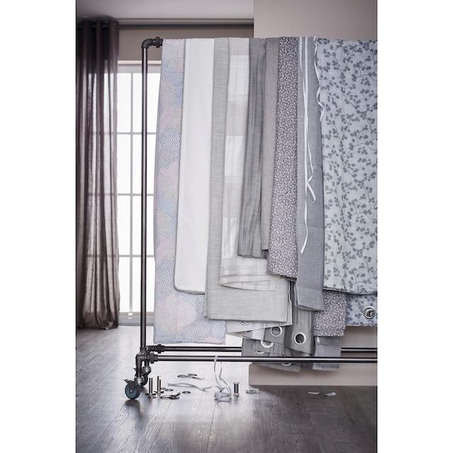 Vorhang, »Opaco«, SCHÖNER WOHNEN-Kollektion, Ösen 1 Stück