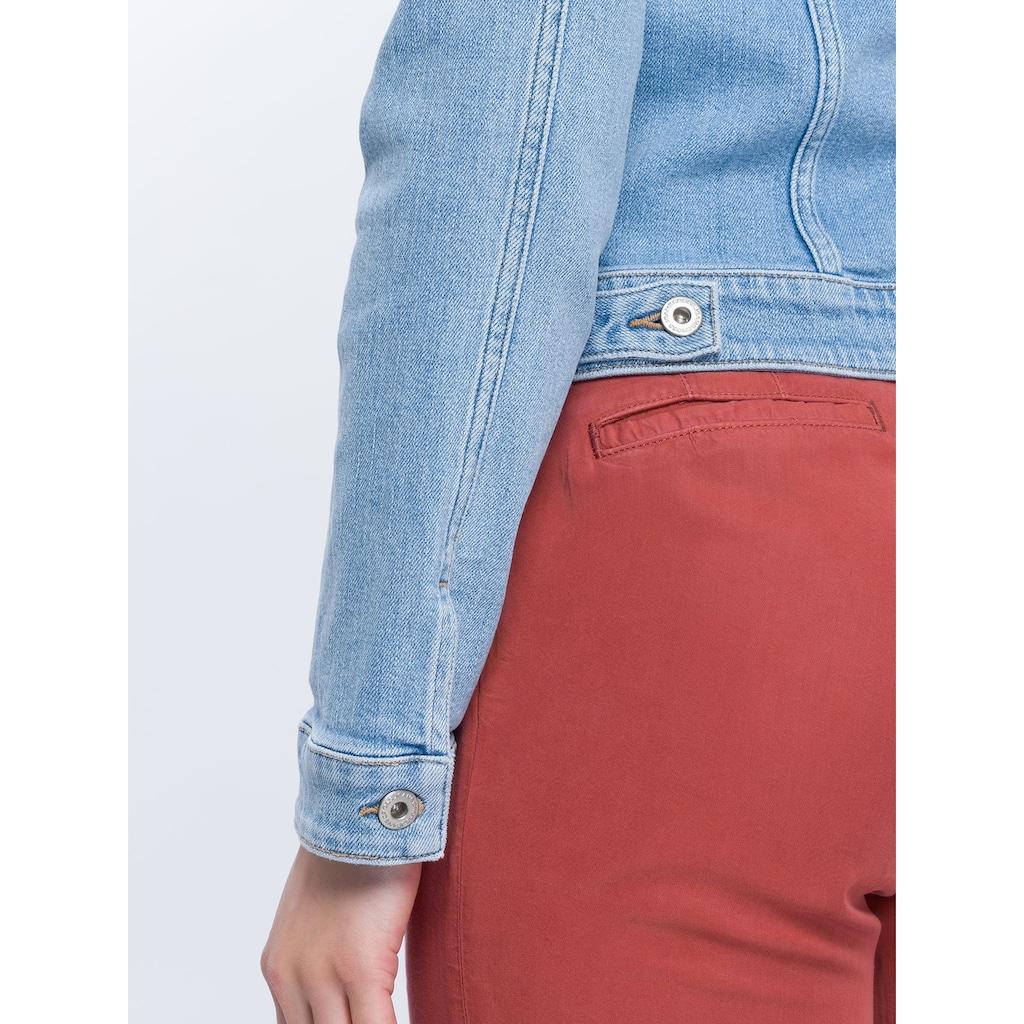Cross Jeans® Jeansjacke »A 564-014«, trendige Waschungen