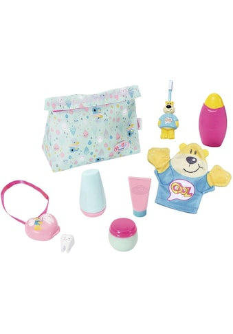 "Baby Born Puppen Accessoires - Set ""Bath Wash & Go Set"" kaufen"