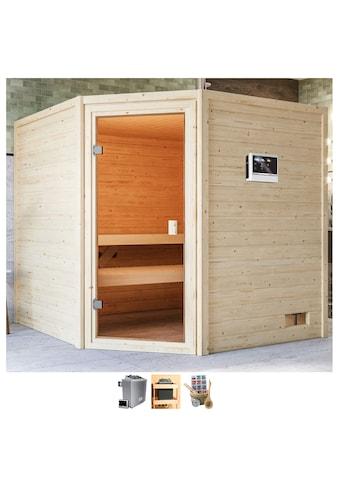 Karibu Sauna »Tami«, 4,5-kW-Ofen mit ext. Steuerung kaufen