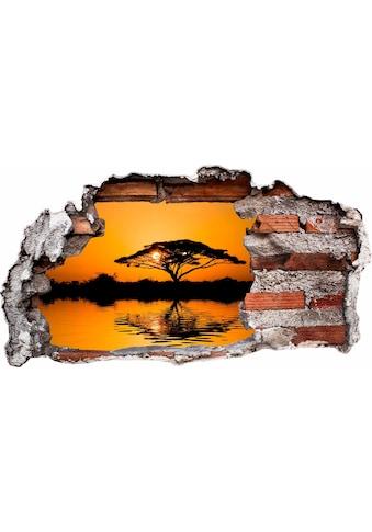 Wall-Art Wandtattoo »Afrika« kaufen