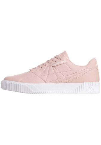Kappa Sneaker »BLEARY«, mit modischen Ziernähten kaufen