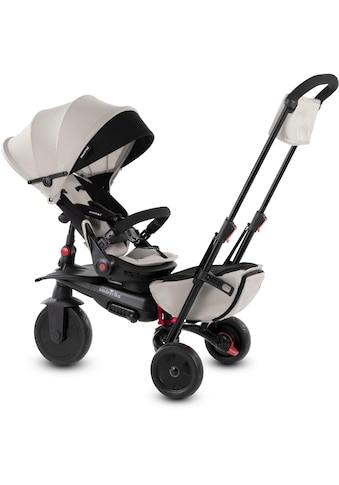 smarTrike® Dreirad »smarTfold 700S beige/schwarz«, mit schwenkbarem Sitz kaufen