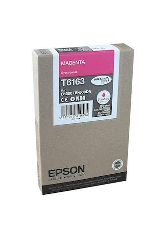 Epson Tintenpatrone Nr. T6163 kaufen