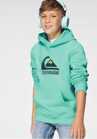 Quiksilver Kapuzensweatshirt »HEATHER BIG LOGO« kaufen