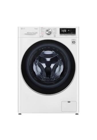 LG Waschmaschine, F2V4SLIM7, 7 kg, 1200 U/min kaufen