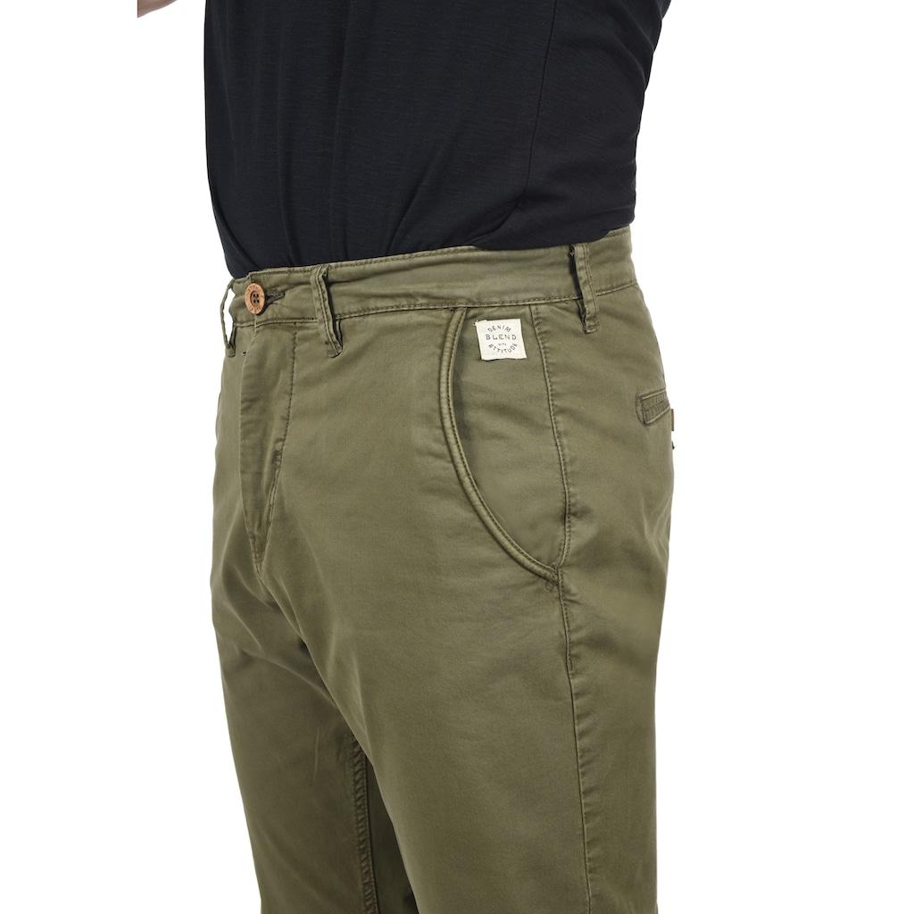 Blend Chinohose »20707608«, lange Hose im Chino-Stil