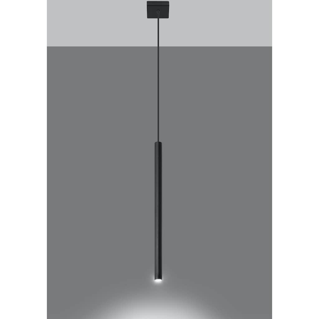 SOLLUX lighting Pendelleuchte »PASTELLO«, G9, 1 St., Hängeleuchte, Hängelampe