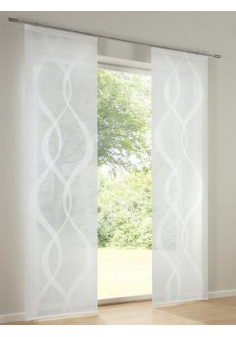 Schiebevorhang in Scherli - Qualität kaufen