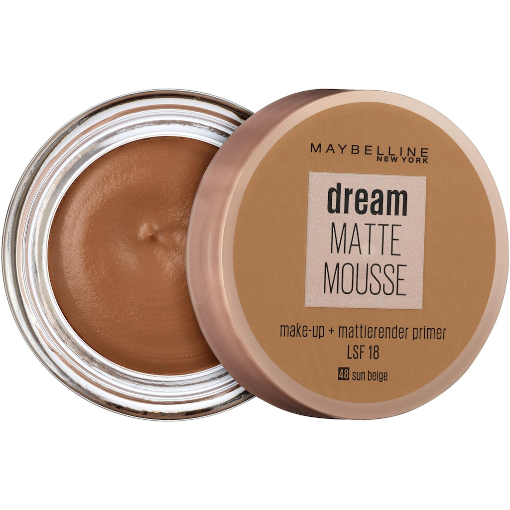 MAYBELLINE NEW YORK Make-up »Dream Matte Mousse«