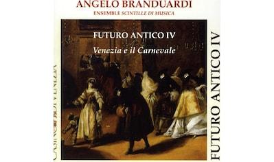 Musik-CD »Futuro Antico IV / Branduardi,Angelo« kaufen