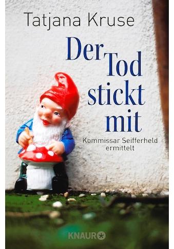 Buch »Der Tod stickt mit / Tatjana Kruse« kaufen