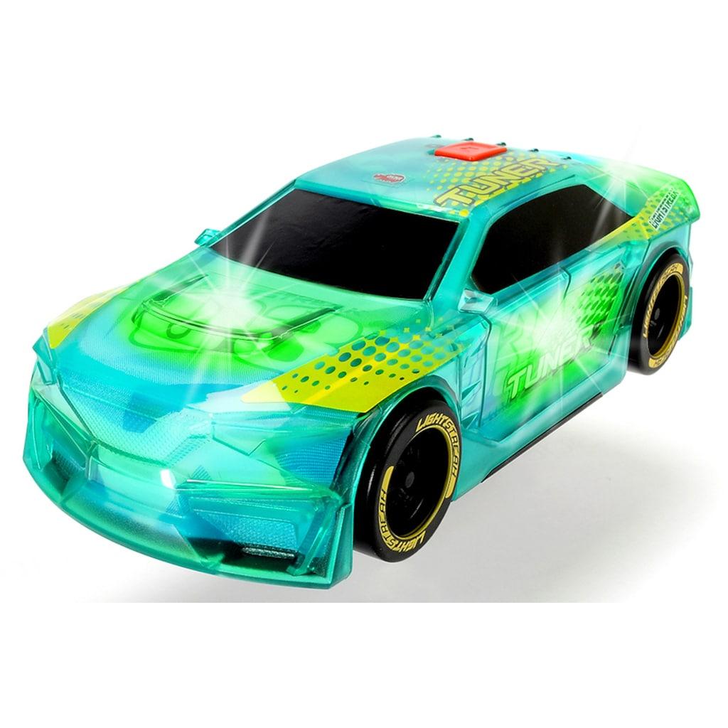 Dickie Toys Spielzeug-Auto »Lightstreak Tuner«, mit Licht und Sound