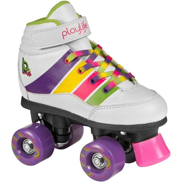 Playlife Rollschuhe »Groove Kids White«