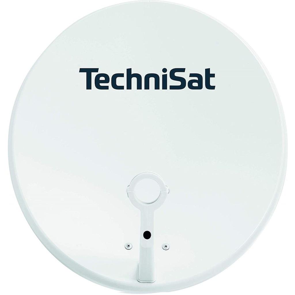 TechniSat Satellitenschüssel Sat-Antenne, Witterungsbeständig