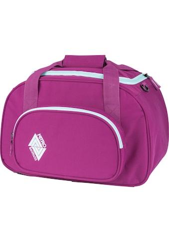 NITRO Sporttasche »Duffle Bag XS Grateful Pink« kaufen