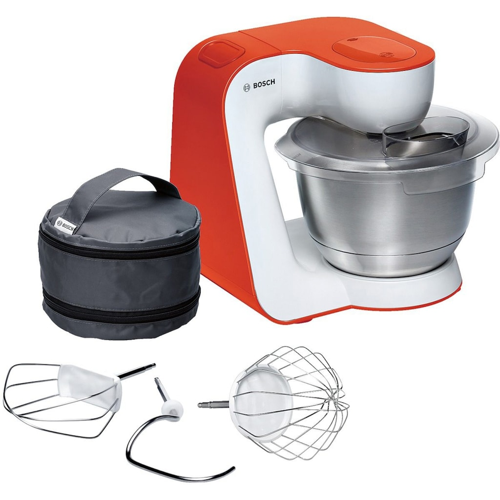 BOSCH Küchenmaschine »StartLine MUM54I00«, 900 W, 3,9 l Schüssel