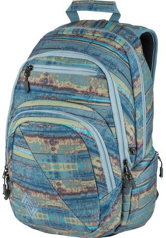 NITRO Schulrucksack »Stash 29, Frequency Blue« kaufen