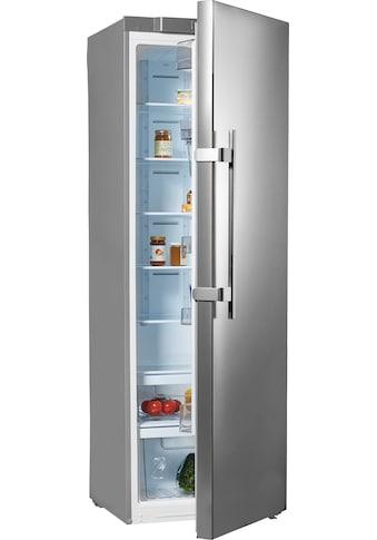 Hanseatic Kühlschrank »HKS 18560A2«, HKS18560EI, 185,5 cm hoch, 59,5 cm breit, 185,5... kaufen