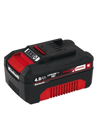 EINHELL Akku, 18 V, 4,0 Ah, Power X - Change kaufen