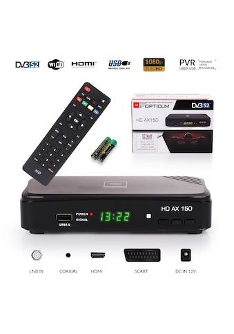 Opticum Red »AX 150 Full HD« SAT - Receiver kaufen