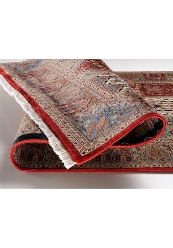 OCI DIE TEPPICHMARKE Läufer »Sonam Bakhtyari«, rechteckig, 6 mm Höhe, handgeknüpft,... kaufen