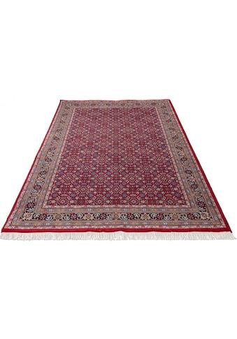 Orientteppich, »Kiara«, Home affaire, rechteckig, Höhe 12 mm, manuell geknüpft kaufen