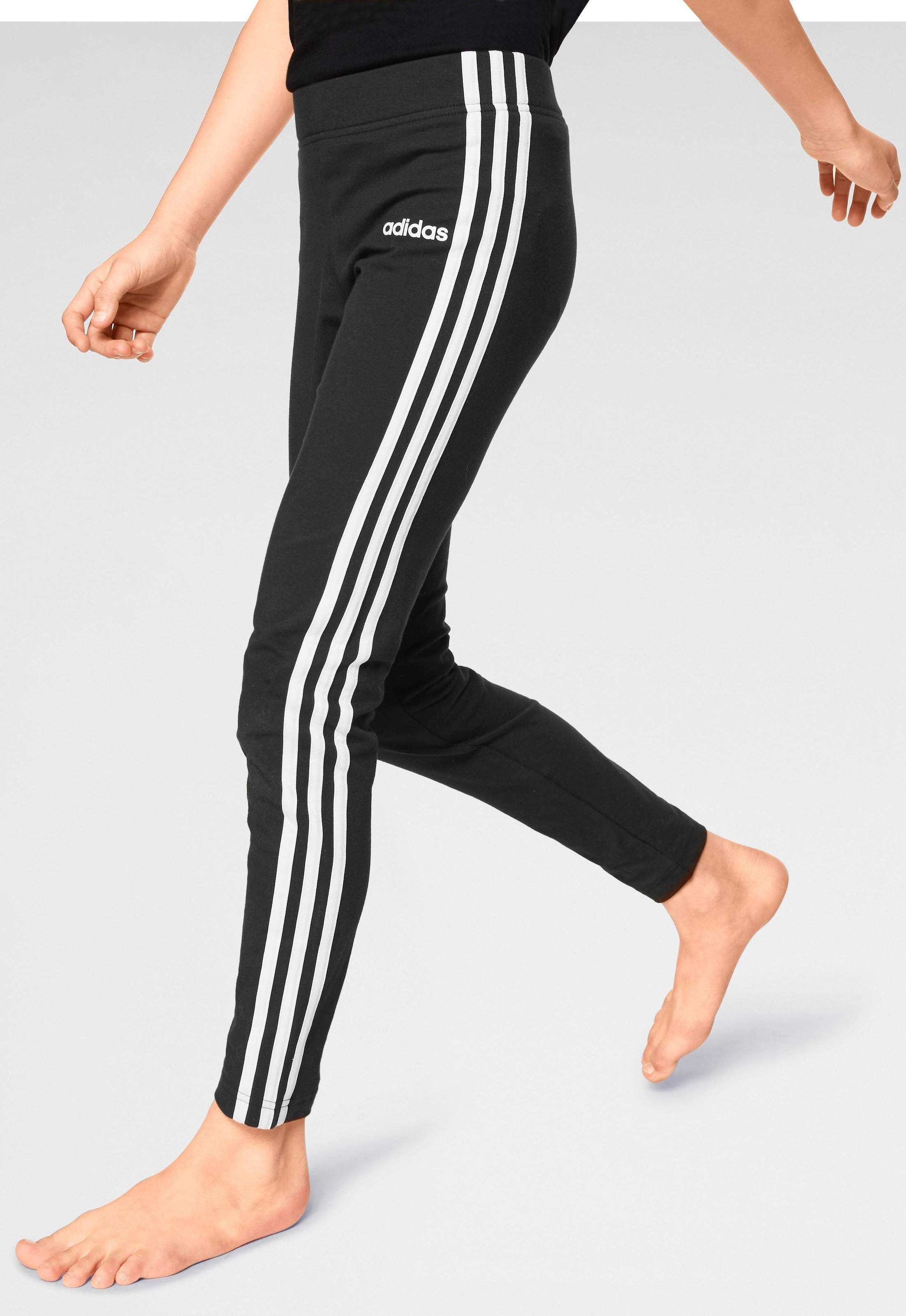 adidas Leggings »ESSENTIAL 3 STRIPES TIGHT«