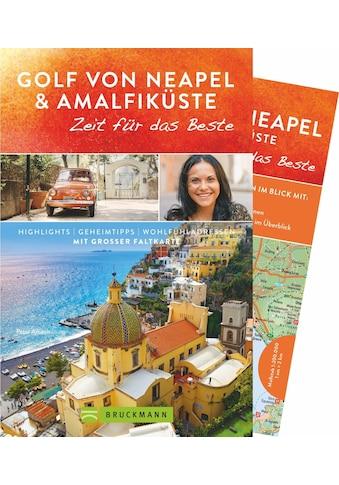 Buch »Golf von Neapel mit Amalfiküste - Zeit für das Beste / Peter Amann« kaufen